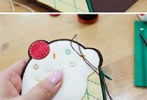 Cute sewing