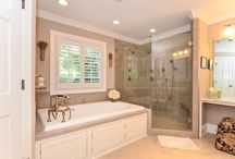 Luxurious Bathrooms / Gorgeous baths, faucets, lavatories, etc...