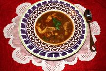 Meaty Soups and Stews