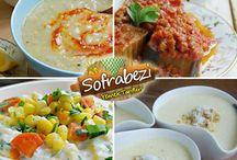 Ramazan Yemekleri / Ramazan yemekleri. Ramazan mönüleri, iftar menüsü, Ramazan tarifleri, iftar yemek tarifleri, gün gün ramazan tarifleri
