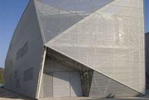 ARCH - industrial building facades