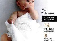 Modele tricot enfants