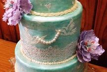 Wedding Cakes / Some of our Recent Work