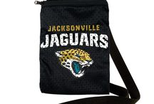 Jacksonville Jaguars Gear / Jacksonville Jaguars Gear, Jewelry, Shirts, Accessories, Pants, Hats, Shoes, & More Fun Products / Merchandise