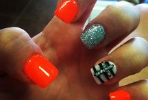 Nails / by Carissa Bliss