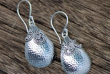 Bali Silver Earrings