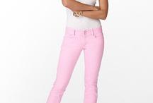 Fashion ✄ Pants (Pink)