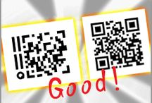 QR-Code / Facile tutorial su come fare codici QR e aggiungerli alle risorse create da docenti.