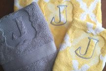 Sewing-- Great Projects Ideas to Machine Embroider / Great Ideas to start Machine Embroidery.  Small and Big Ideas not just to put an Embroidery Design on another Garment