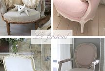 Fauteuil deco style
