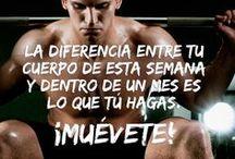 fitness motivación