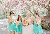 Turquoise Wedding // / Turquoise Weddings