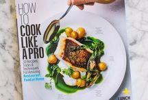 Curso Cocina: Las mejores revistas Foodies / Recopilación de las mejores revistas Foodies