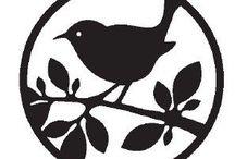 Птицы / Вырезание