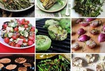 Grills / Grilled meat or vegetables