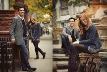 Engagement Photo Ideas / by Katie Broome