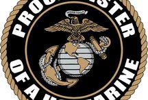 proud sister of a USMC