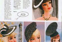 barbie hats