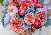 Wedding inspiration: Bouquets and Flower Arrangements