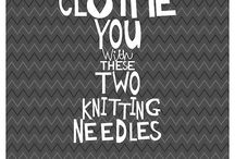 Knit quotes