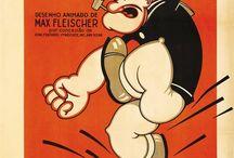 vintage cartooning