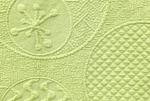 Texture in Quilting