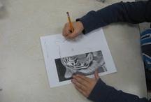 desene de maini