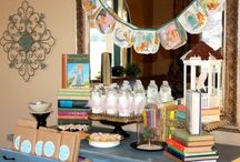 Party Ideas / by Beth Whitlow