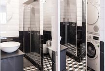 Bathroom inspiration / Pristine whites, moody darks, explore bathroom trends - available at Skandium #skandium #scandinaviandesign