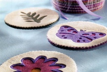 Crafts: Coasting / So many different ways of making our own coasters and mats.