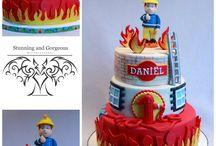 Brandweer verjaardag
