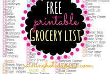 Grocery Lists / by shop.simple
