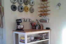 A) New Home Kitchen ideas