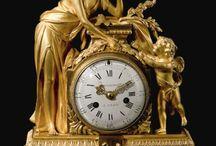 antieke klokken