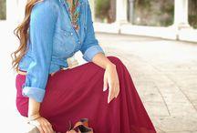 Dressing like a lady / by Pamela Archer