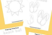 HS Kindergarten Trace