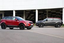Pre-owned Range Rover Evoque styled by Seeker Styling