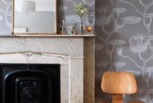 Paper Room wallpaper favourites / Interior ideas and inspiration