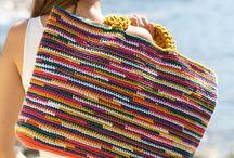 Bolsos y Carteras Crochet