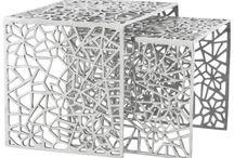 stoly, príručné  stolíky