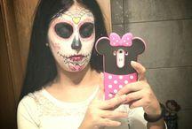mis maquillajes fantasía