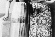 [10s to 20s] Paul Poiret / French fashion designer during the first two decades of the 20th century.