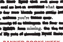 {bookish} 2013 | Banned Books Week / Books Challenged or Banned in 2012–2013 | This bibliography represents books challenged, restricted, removed, or banned in 2012 and 2013 as reported in the Newsletter on Intellectual Freedom from May 2012 to May 2013. | SOURCE: ala.org/bbooks