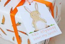 Bunny Carrot Cottage
