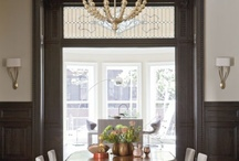 Delicious Dining Rooms / These dining rooms look almost as delicious as the food that is served on the table #home #decor #diningroom
