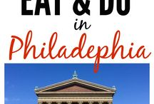 Philidelphia / Things to do and places to go in Philidelphia