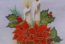 pintura d natal