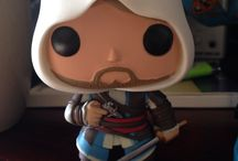 Funko / Pictures of pieces in my Funko collection.