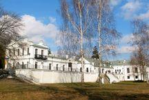 Popowo - Pałac Skarżyńskich