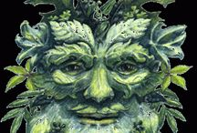 Greenman & Woman / by Lisa Gonzales